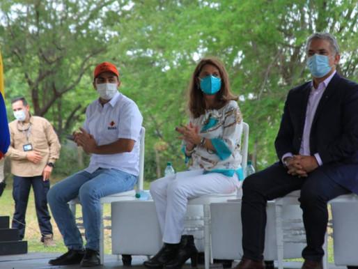 """""""Colombia no reabrirá la frontera con Venezuela"""": presidente Duque"""