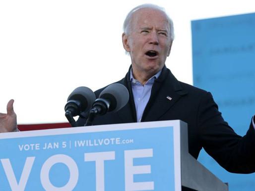 La democracia está bajo un asalto sin precedentes en EE.UU.: Joe Biden