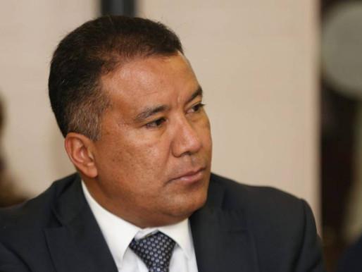 Capturan en Bogotá al Gobernador de Arauca