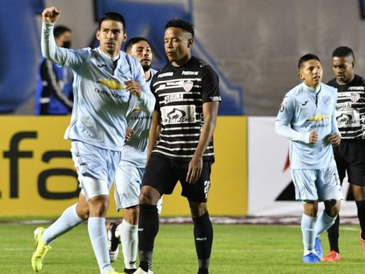 Junior perdió en la altura de La Paz pero confía en la remontada