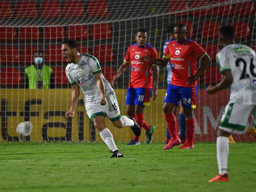Equidad ganó de visitante y clasificó a fase de grupos de la Sudamericana