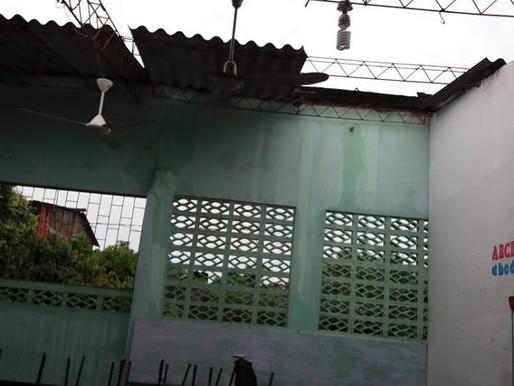 Institución Educativa Guarinocito será restaurada