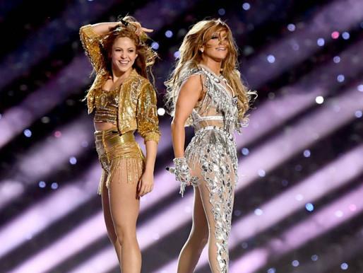 Sabor latino en el Super Bowl con Shakira y Jennifer López