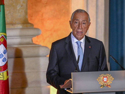 El presidente de Portugal da positivo por COVID-19