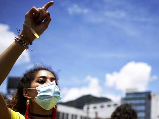 Gobierno pide 'sensatez' al comité del paro por convocar manifestaciones
