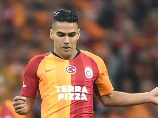 Galatasaray confirmó que Falcao García está lesionado