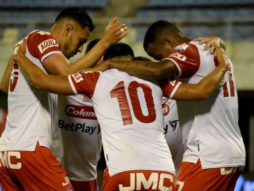 Santa Fe golea a Alianza y con 30 puntos es segundo en Liga