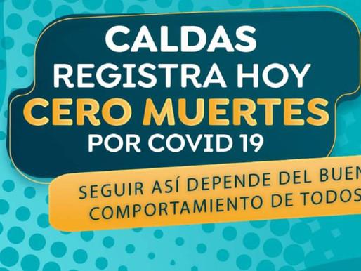 Otros 11 contagios por COVID-19 se registraron en Caldas