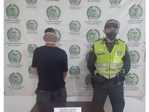 18 MESES DE CÁRCEL POR APUÑALAR A DOS POLICÍAS Y A DOS CIUDADANOS