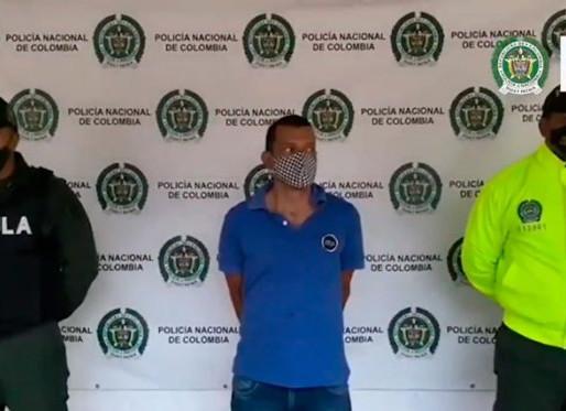 UN CAPTURADO POR LA MASACRE DE GUADUAS DONDE 4 PERSONAS FUERON DECAPITADAS