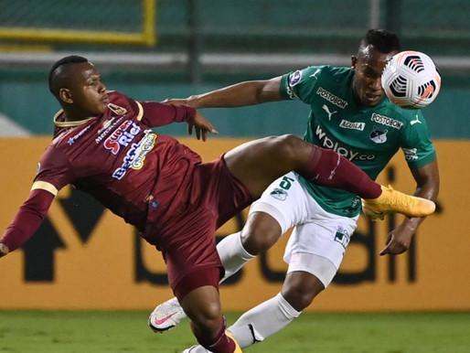 Partido de ida le bastó al Deportes Tolima para avanzar en la Sudamericana