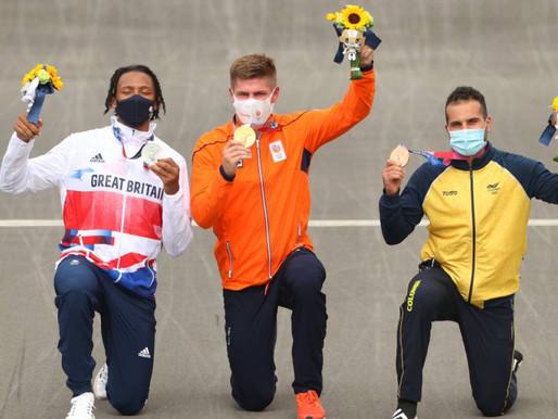 ¡Carlos Ramírez repite bronce en los Juegos Olímpicos!
