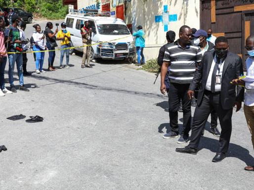 Detienen presuntos asesinos del presidente de Haití