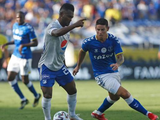 Everton vence a Millonarios en los penales y gana la Florida Cup