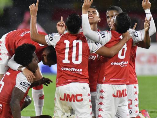 ¡Santa Fe invencible en la Superliga!