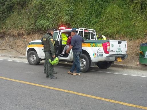 MUJER INTENTÓ SUICIDARSE EN EL SANTO DEL TEQUENDAMA.