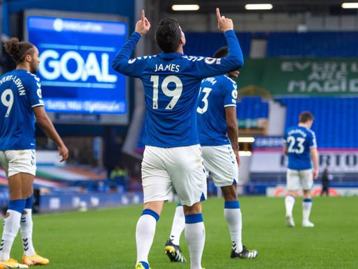 James Rodríguez llegó a los 100 goles en el fútbol europeo