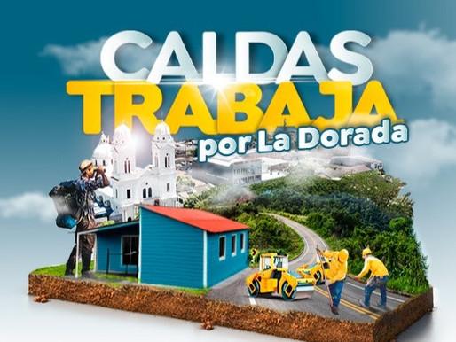 """EL GOBIERNO DE CALDAS SE TOMARÁ LA DORADA ESTE VIERNES CON SU ESTRATEGIA """"CALDAS TRABAJA"""""""