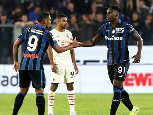 Duván Zapata marcó y dio asistencia, pero ganó el Milán