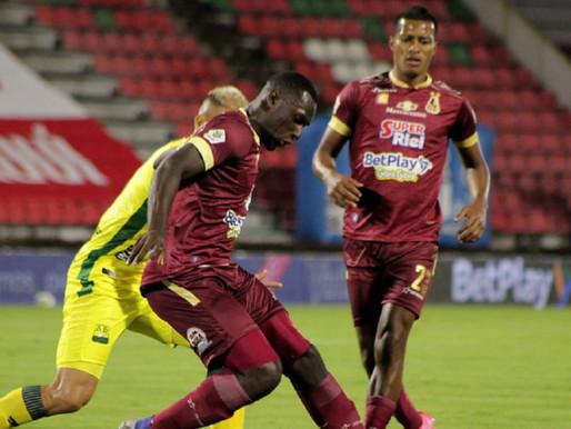 Deportes Tolima se sumó a la fiesta de los ocho; Bucaramanga se despidió
