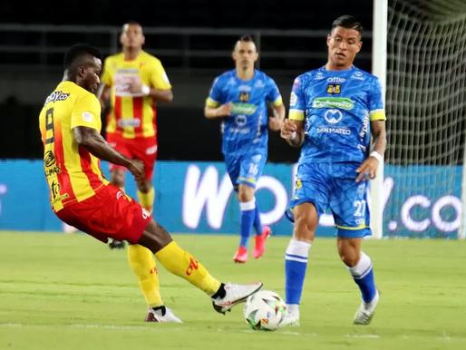 Alianza Petrolera venció al Pereira y sumó su segunda victoria en la Liga
