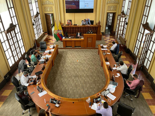 SECRETARIOS DE DESPACHO, LÍDERES COMUNALES Y DIPUTADOS DIÁLOGARON SOBRE PEAJES EN CALDAS