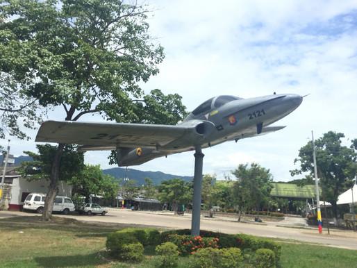 Se abre convocatoria en áreas de la salud en el Comando Aéreo de Combate No. 1