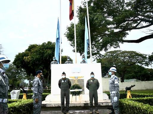 El CACOM 1 rindió un homenaje en el Día Nacional de la Memoria y Solidaridad con las Víctimas