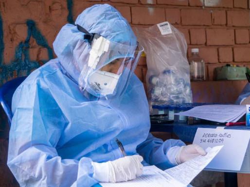 17.483 casos nuevos y 281 muertos de Coronavirus en Colombia