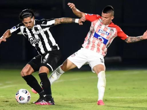 Junior completó la mala racha de los clubes colombianos tras ser eliminado de la Sudamericana