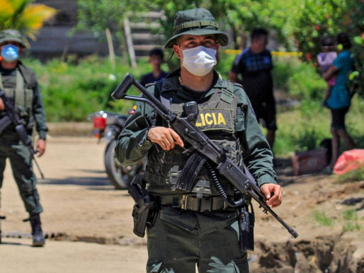 Fuertes combates generaron temor en zona rural de Suárez, Cauca