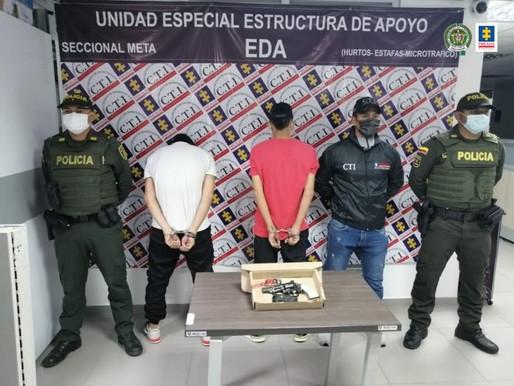 Capturados dos presuntos abusadores sexuales de menores de edad en Leticia, (Amazonas).