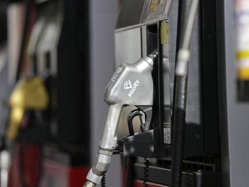Precio del galón de gasolina en abril se mantendrá sin modificaciones