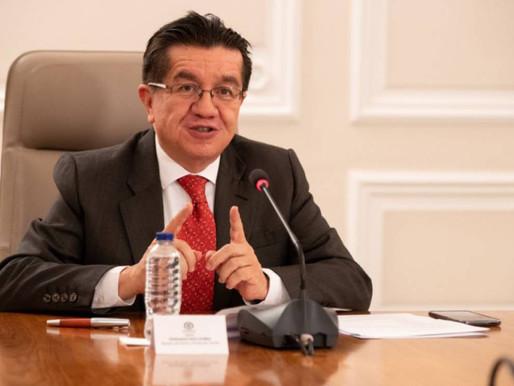 Colombia nombrada copresidente del mecanismo Covax