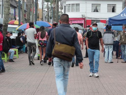TERRITORIAL DE SALUD PIDE A CALDENSES RESTRINGIR AL MÁXIMO MOVILIDAD ANTE AUMENTO DE OCUPACIÓN UCI