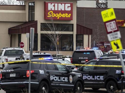 Diez muertos deja tiroteo en supermercado de Colorado, EE.UU.