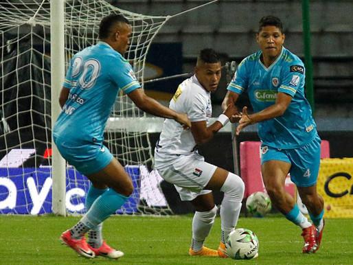 Jaguares remontó ante Once Caldas y sigue en pelea por un cupo para finales