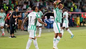 Atlético Nacional ganó con lo justo y va por su quinta Copa Colombia