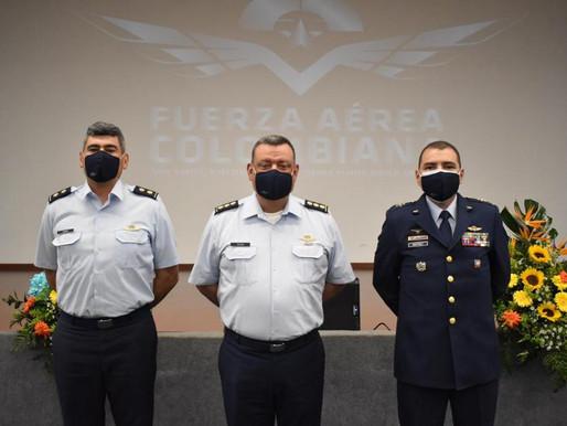 Nuevo Comandante en el Comando Aéreo de Combate No. 1