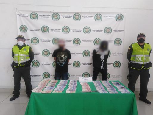LA RÁPIDA ACCIÓN POLICIAL LOGRA LA CAPTURA DE DOS HOMBRES EN FLAGRANCIA EN NEIRA