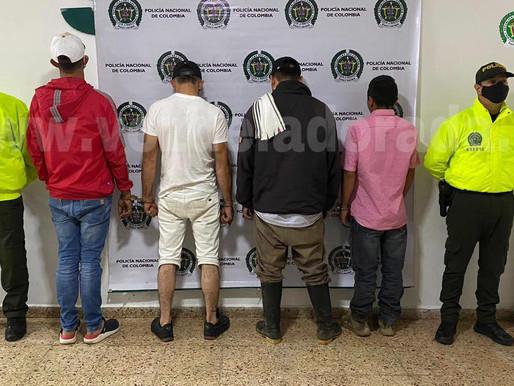 LA FISCALÍA IMPACTA BANDA DEDICADA AL TRÁFICO DE ESTUPEFACIENTES EN SAMANÁ