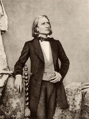The Making of Liszt