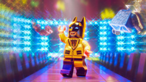 The Latest Batman: Hold on and Lego™