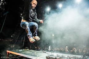 'He was dance music's Adele: everyone liked his stuff.' Then he blew it with a thrash punk L