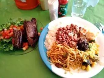 Restaurante Comer em Sabor em Coxim
