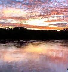 Ahau Rio Taquari em Coxim