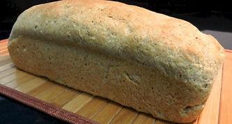 pão integral em coxim