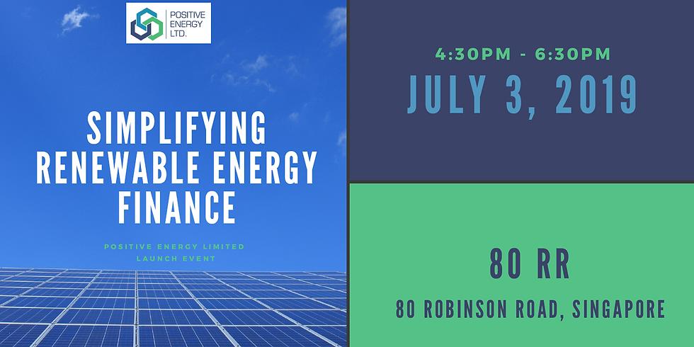 Simplifying Renewable Energy Finance