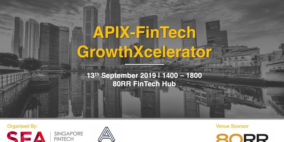 APIX-Fintech GrowthXcelerator