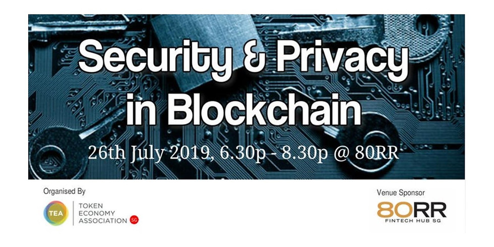 Security & Privacy of Blockchain Technologies